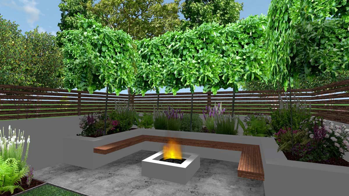 Garden Size Guide The Garden Design Experts