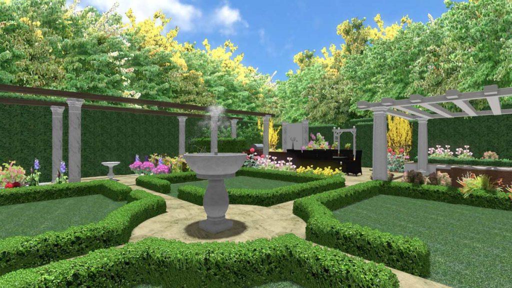 Victorian Gardens - Garden Design Experts