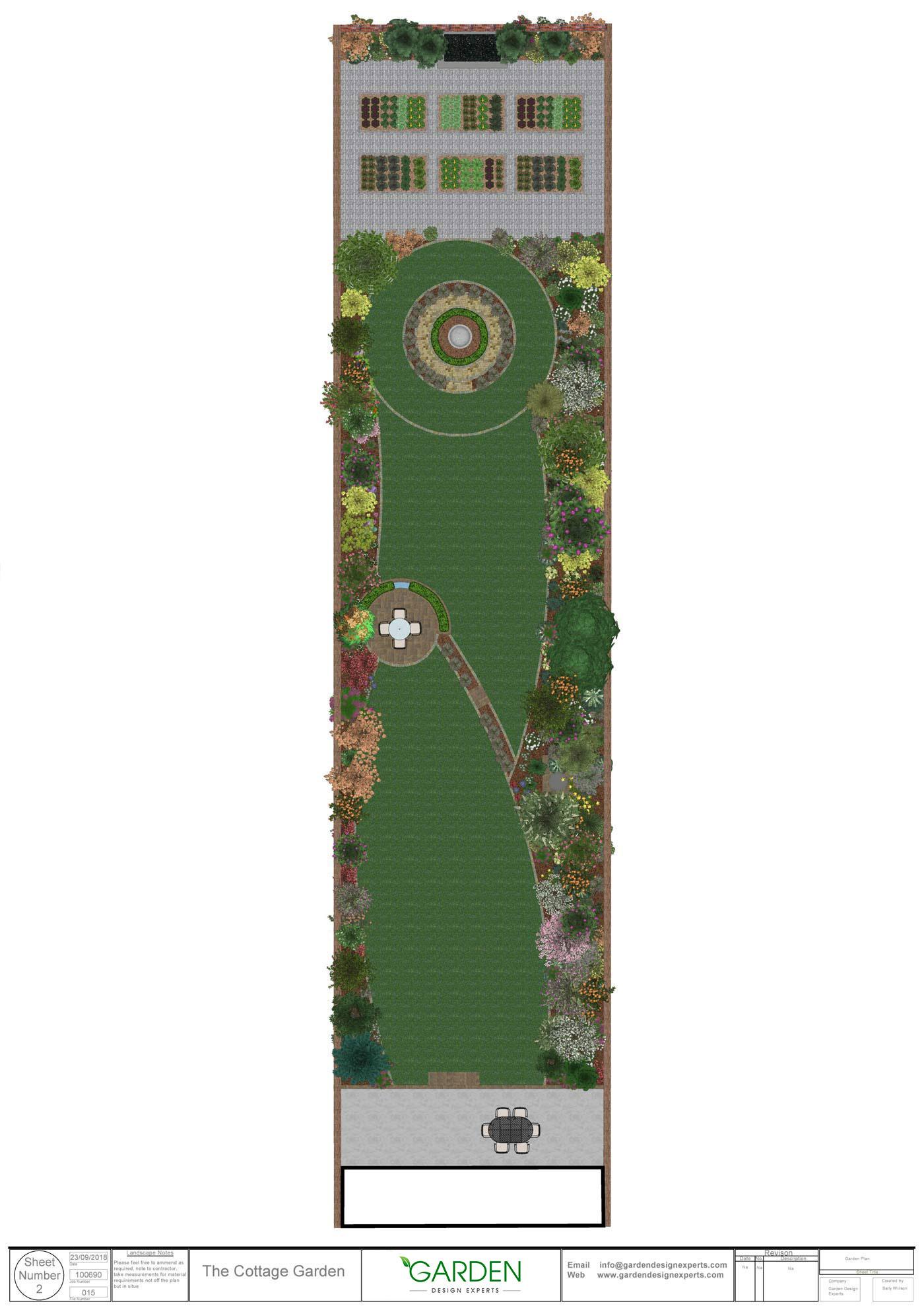 Cottage Gardens Garden Design Experts