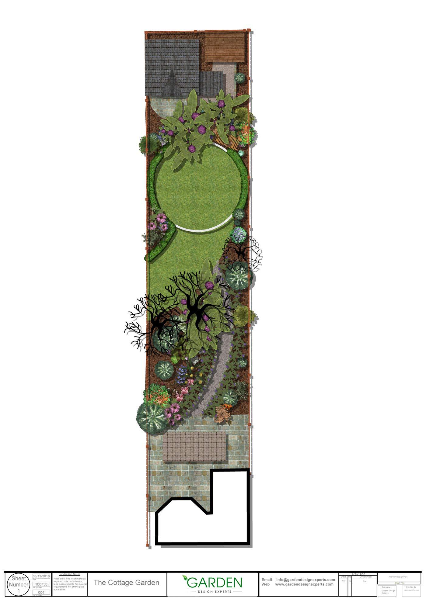 Garden Plans Garden Design Experts
