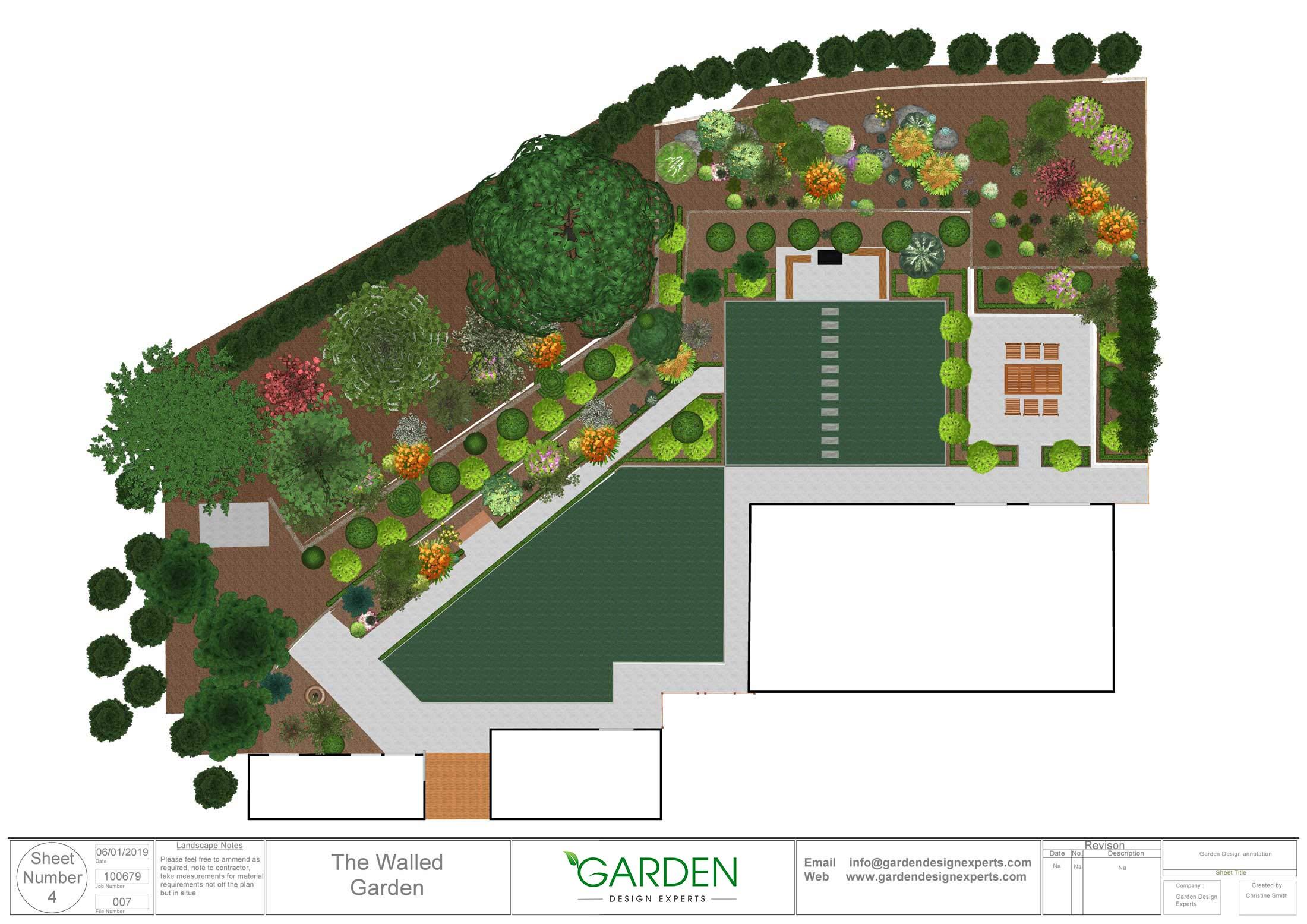 Garden Design Experts - Your dream garden designed by an expert